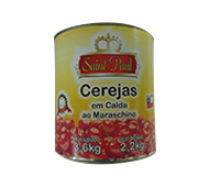 CEREJA MARRASQUINO SAINT PAUL 2,2 KG