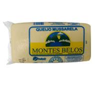 MUSSARELA MONTES BELOS 4 KG
