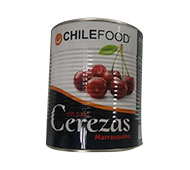 CEREJA MARRASQUINO CHILE FOOD 2,2 KG
