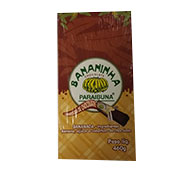 DISPLAY BANANINHA CHOCOLATE PARAIBUNA 460 G