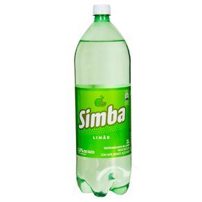 SIMBA LIMÃO PET 2 L