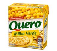 MILHO QUERO TETRA PACK 200 G