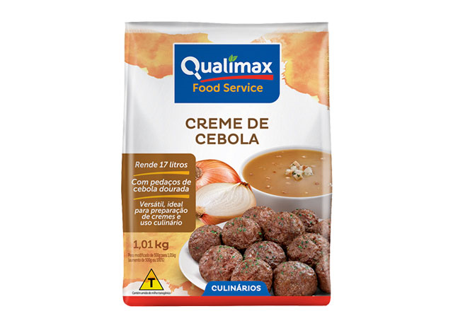 CREME DE CEBOLA QUALIMAX 1,01 KG