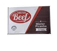 HAMBÚRGUER DE PICANHA MISTER BEEF 120 G