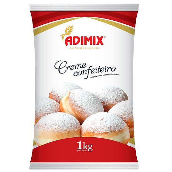 PRÉ MISTURA CREME CONFEITEIRO ADIMIX 1 KG