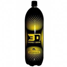 ENERGÉTICO 3 D ENERGY DRINK 2 L