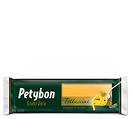 MACARRÃO FETTUCCINE GRANO DURO PETYBON 500 G