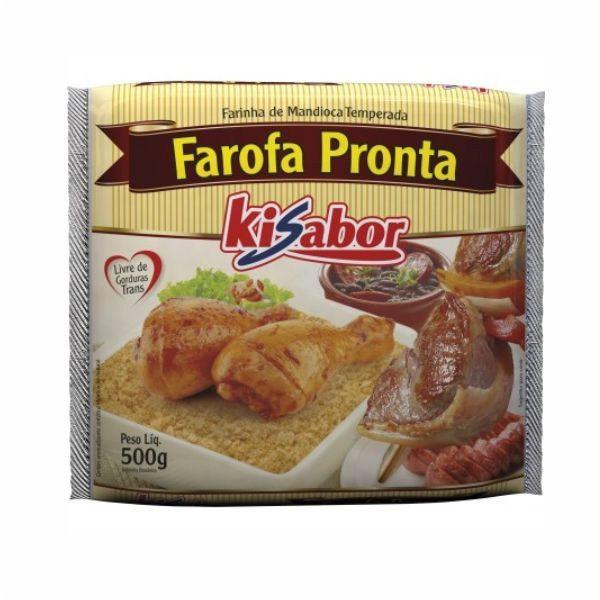 FAROFA PRONTA KI SABOR 500 G