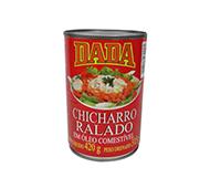 ATUM CHICHARRO DADA 420 G