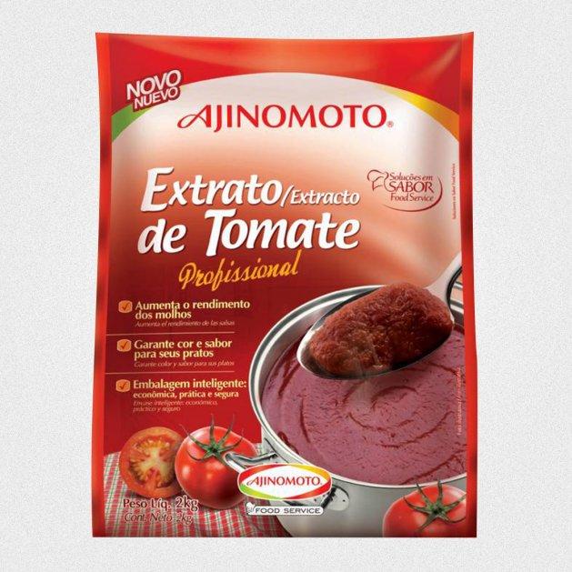 EXTRATO DE TOMATE AJINOMOTO 2 KG