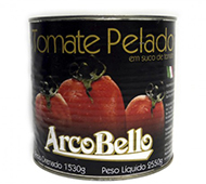 TOMATE PELADO ARCO BELLO 2,5 KG