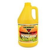 MOSTARDA AMARELA HEMMER 3,6 KG