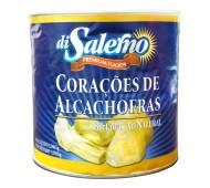 ALCACHOFRA CORAÇÃO CORTADO DI SALERNO 2,5 KG