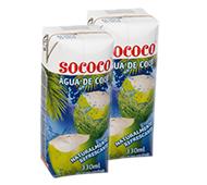 ÁGUA DE CÔCO MÉDIA SOCOCO 330 ML