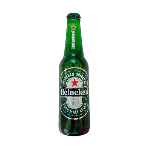 CERVEJA HEINEKEN PURO MALT LAGER LONG NECK 330 ML
