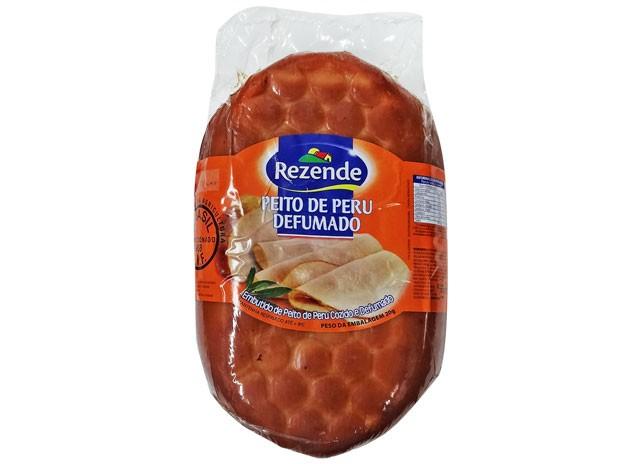 PEITO DE PERU REZENDE 2,5 KG