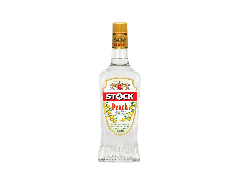 LICOR STOCK PÊSSEGO 720 ML