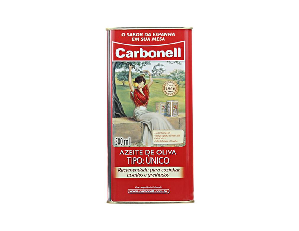 AZEITE OLIVA CARBONELL 500 ML