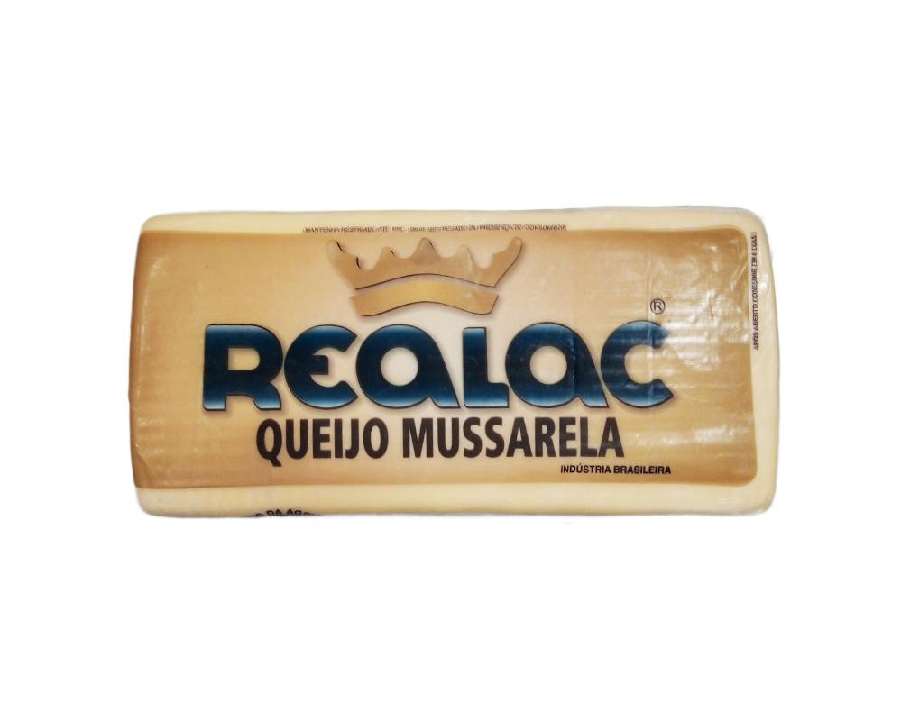 MUÇARELA REALAC 4 KG