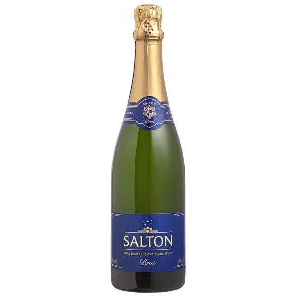 ESPUMANTE SALTON BRUT 750 ML