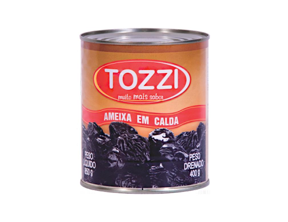 AMEIXA CALDA TOZZI 400 G