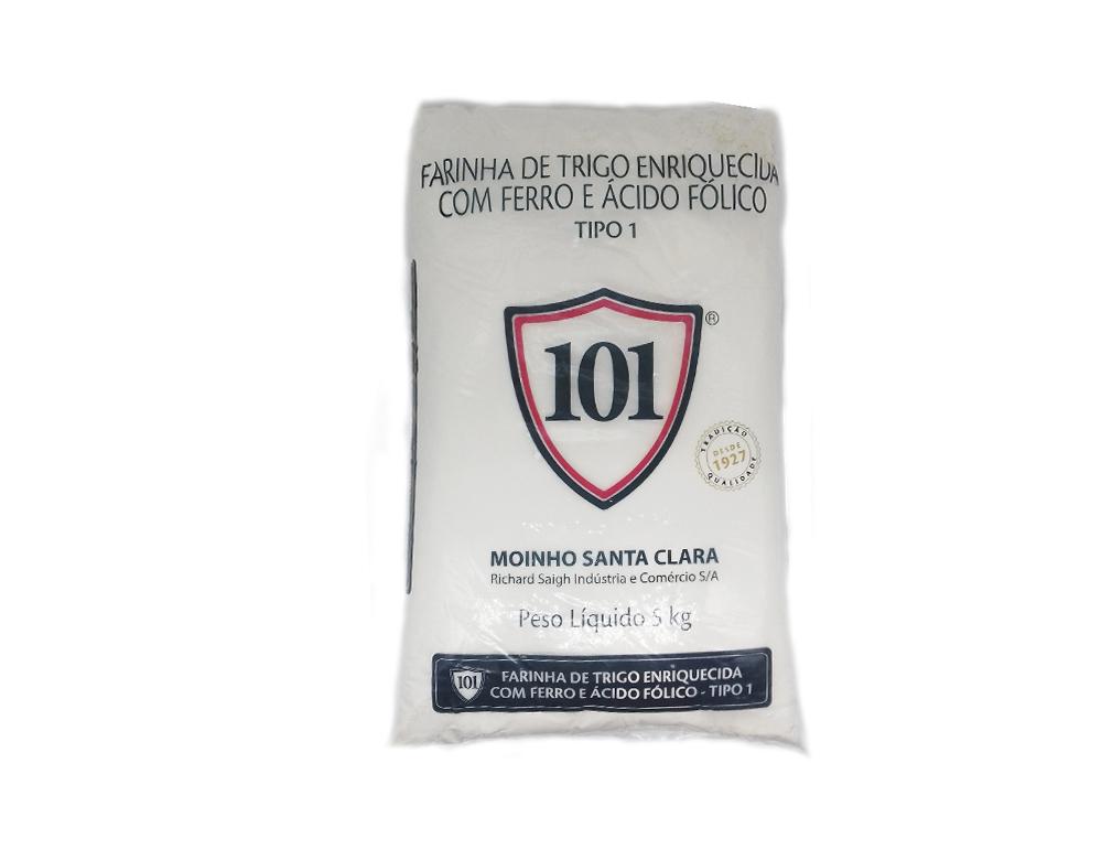 FARINHA DE TRIGO ESPECIAL 101 5 KG