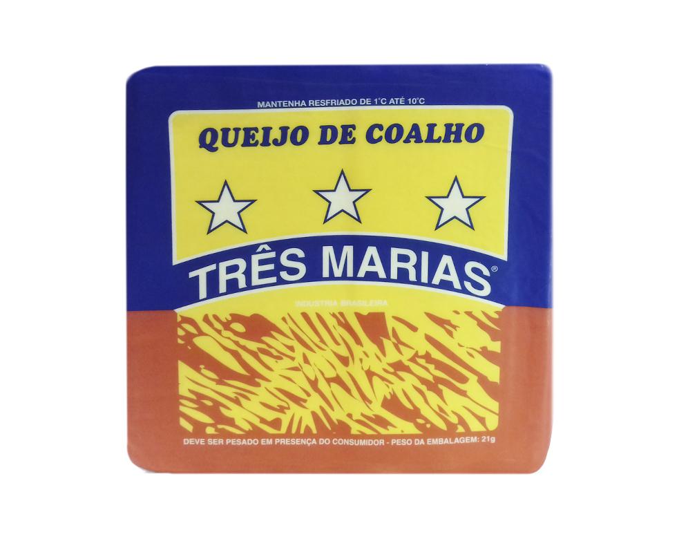 QUEIJO COALHO BARRA TRÊS MARIAS 7 KG