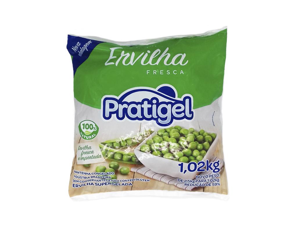ERVILHA CONGELADA PRATIGEL 1,02 KG