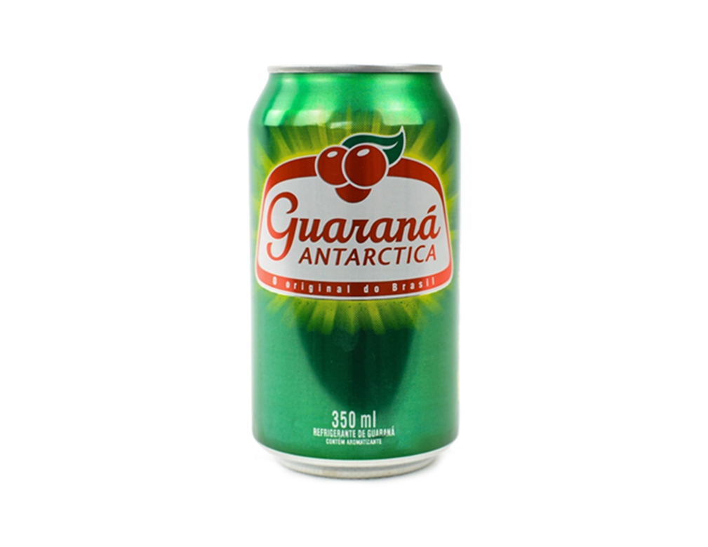 GUARANÁ ANTARCTICA LATA 350 ML