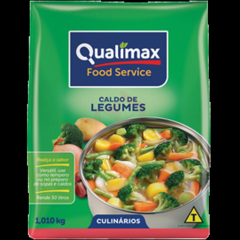 CALDO DE LEGUMES QUALIMAX 1,01 KG