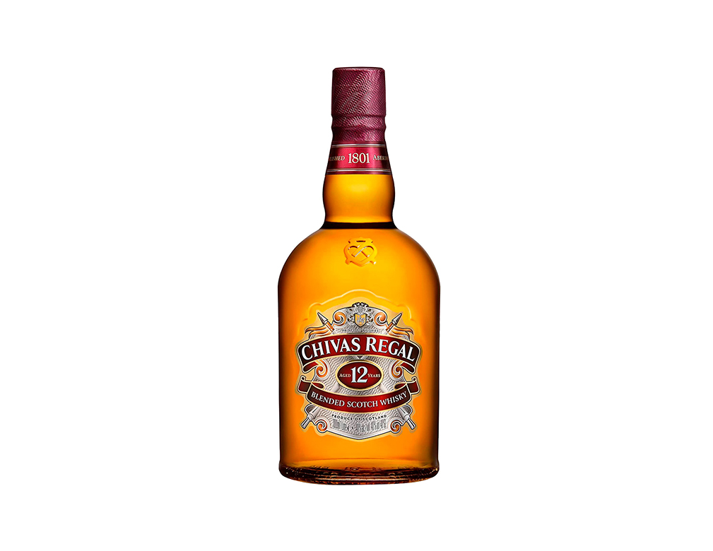 WHISKY CHIVAS REGAL 12 ANOS 1 L