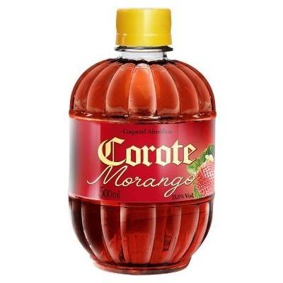 COQUETEL MORANGO COROTE 500 ML