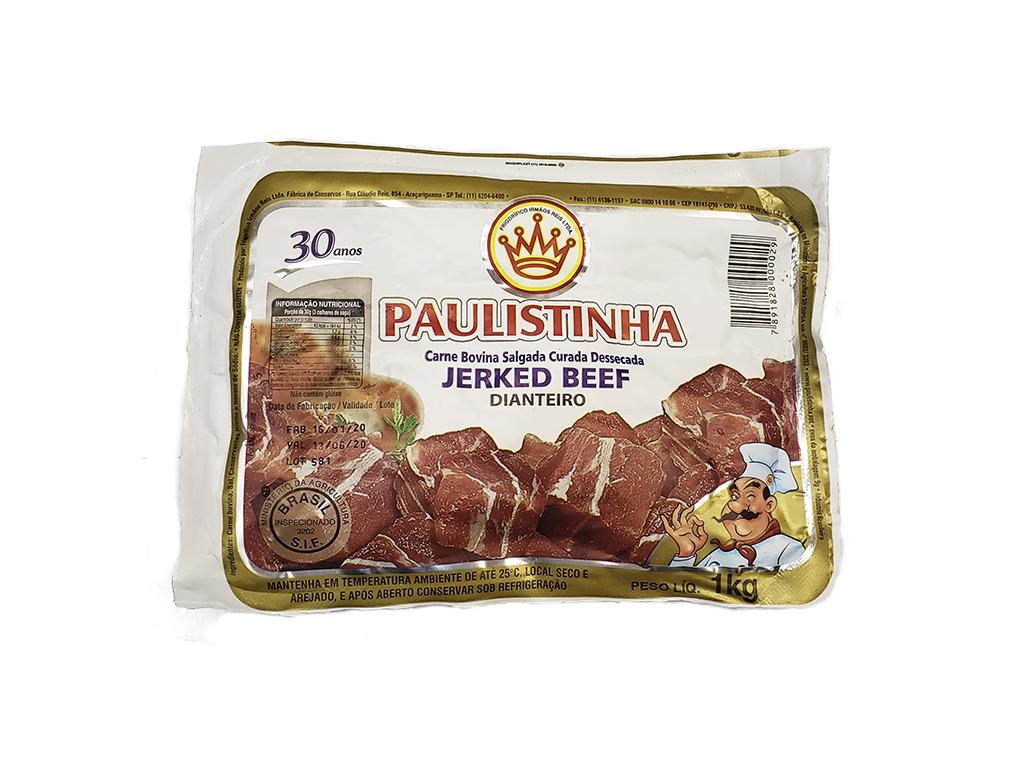 CARNE SECA DIANTEIRO PAULISTINHA 1 KG