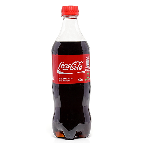 COCA COLA PET 600 ML