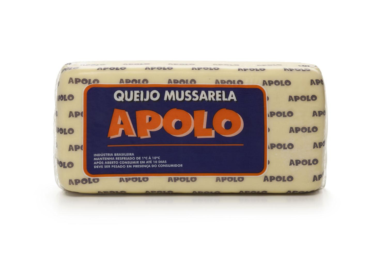 MUSSARELA APOLO 4 KG