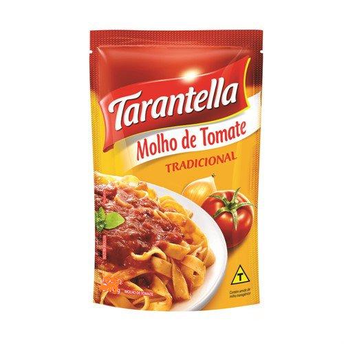 MOLHO TOMATE TRADICIONAL TARANTELLA 2 KG