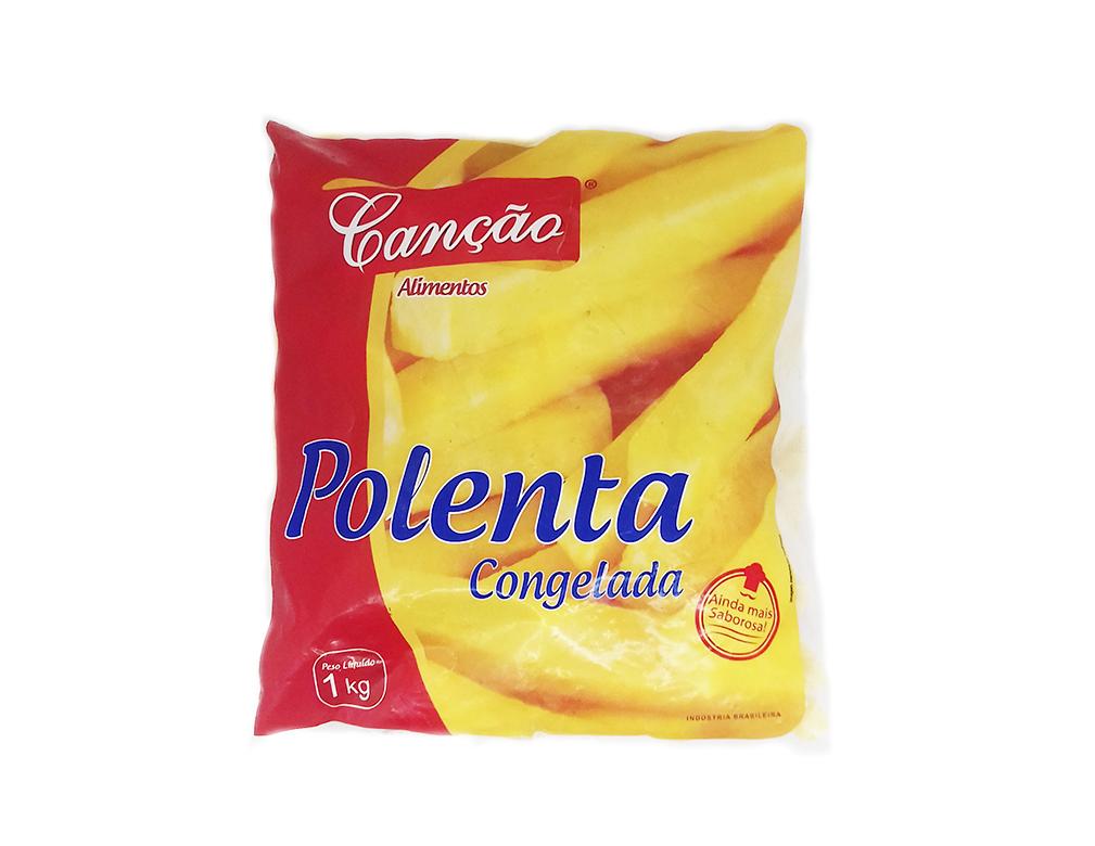 POLENTA CONGELADA CANÇÃO 1 KG