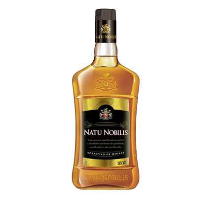 APERITIVO DE WHISKY NATU NOBILIS 1 L