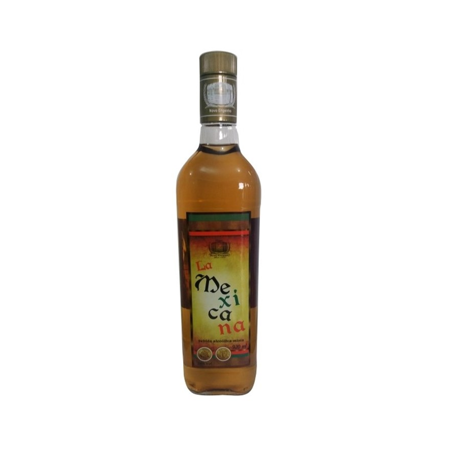 TEQUILA LA MEXICANA 920 ML
