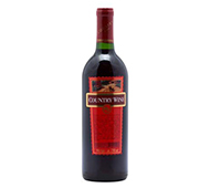 VINHO NACIONAL TINTO SUAVE COUNTRY WINE 750 ML