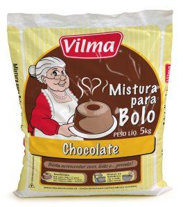 MISTURA P/ BOLO CHOCOLATE VILMA 5 KG