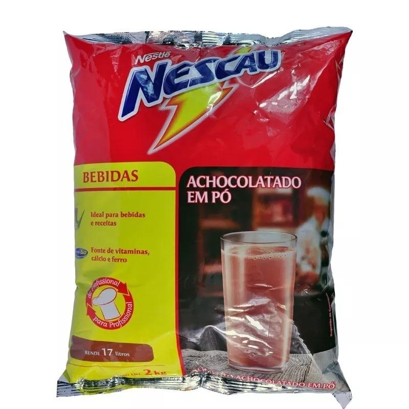ACHOCOLATADO NESCAU 2 KG