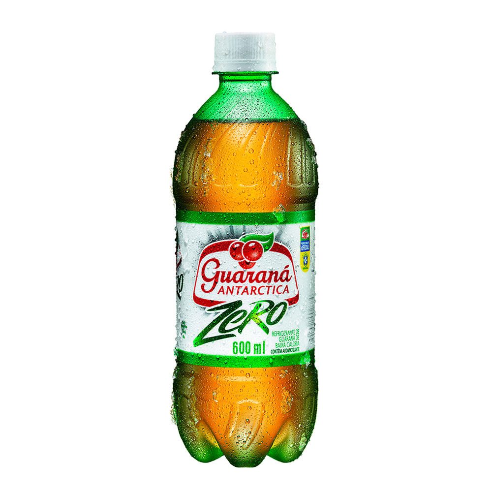 GUARANÁ ANTARCTICA ZERO PET 600 ML