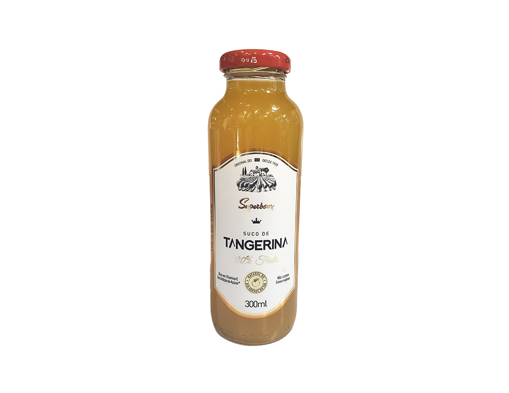 SUCO TANGERINA SUPERBOM 300 ML