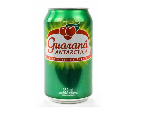 GUARANÁ ANTARCTICA LATA 350 ML