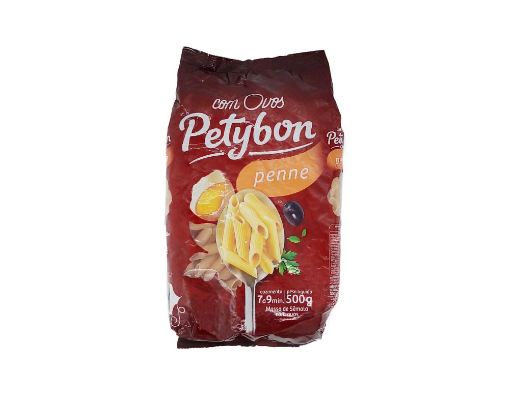 MACARRÃO PENA COM OVOS PETYBON 500 G