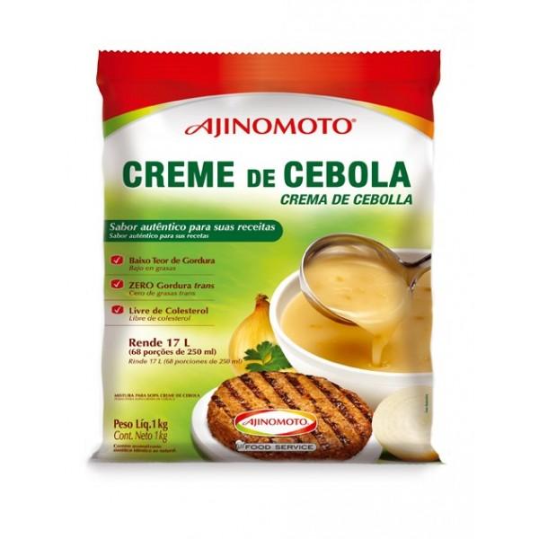 CREME DE CEBOLA FOOD SERVICE AJINOMOTO 1 KG
