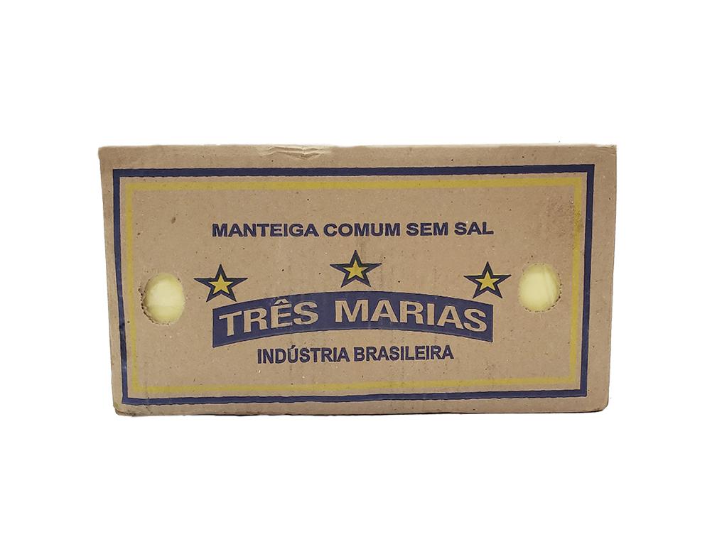 MANTEIGA SEM SAL TRÊS MARIAS