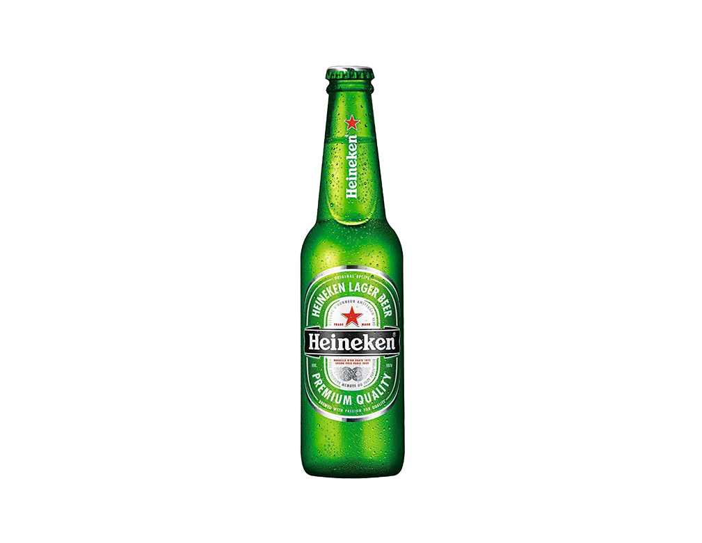 CERVEJA HEINEKEN PURE MALT LAGER LONG NECK 330 ML
