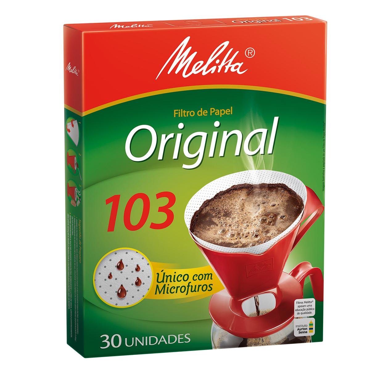 FILTRO DE CAFÉ 103 MELITTA